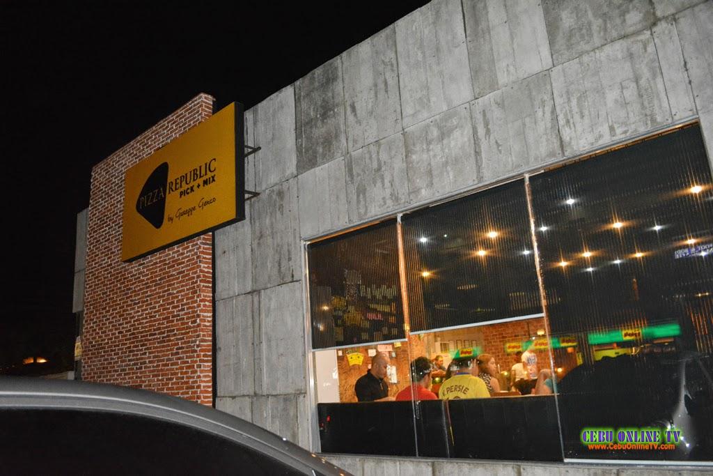 Pizza Republic Cebu 10
