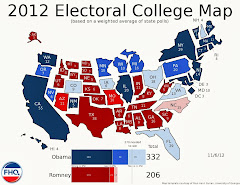 2012 Electoral College Projection