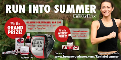 Run Into Summer Giveaway