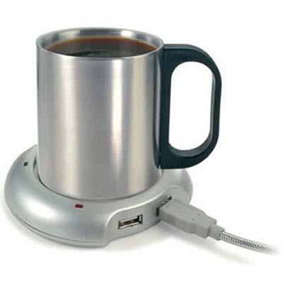 Calentador para taza