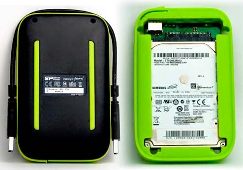 Silicon Power Armor A60 Portable HDD