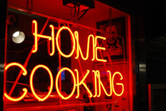 The college homemaker the benefits of homecooking - Home cooking ...