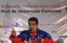 """El """"insolente"""" Granger no quiere una reunión cara a cara conmigo, dice Maduro"""