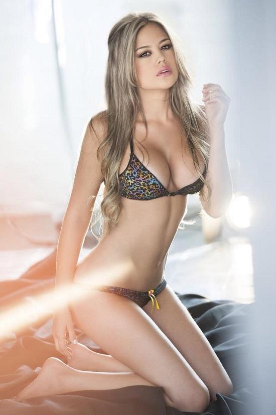 Vanessa David TopModel