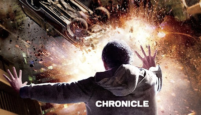 Chronicle - A science-fiction drama movie