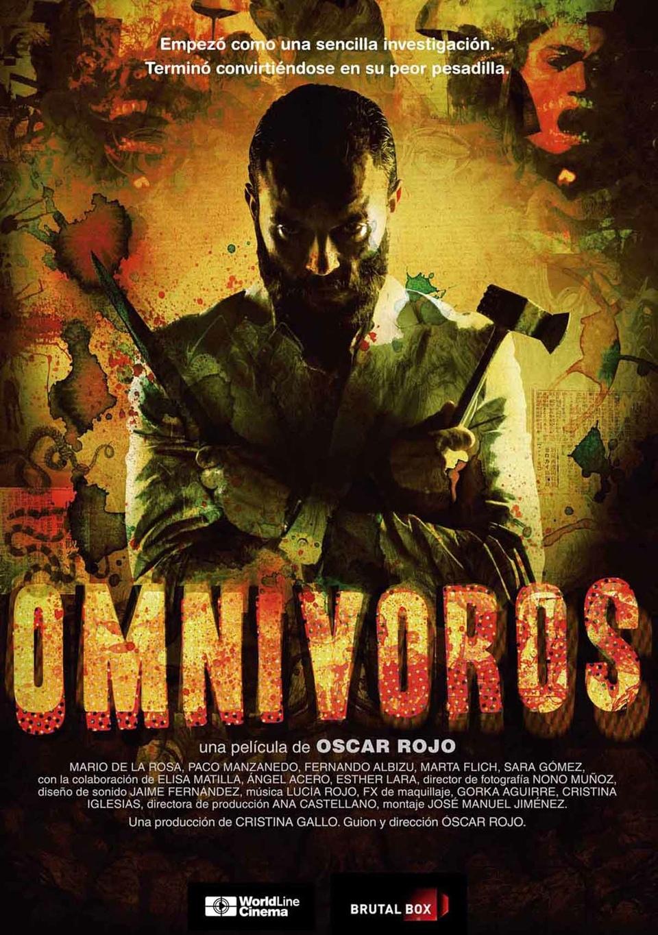 Omnívoros (2013)