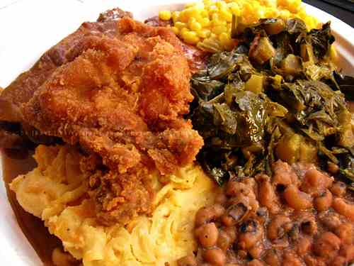 A gastronomic tour through black history bhm 2012 the for African american cuisine