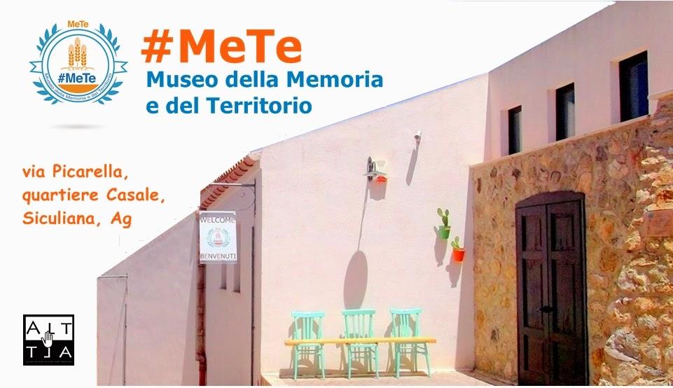 #MeTe Museo della Memoria e del Territorio, quartiere Casale, Siculiana - Ag