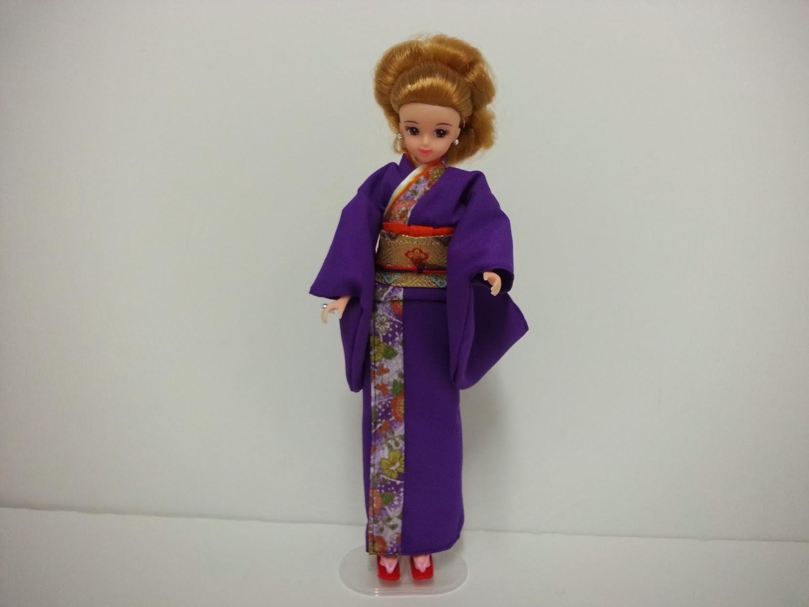 Jane Chérie: Takara 30th Anniversay Licca Blue Album