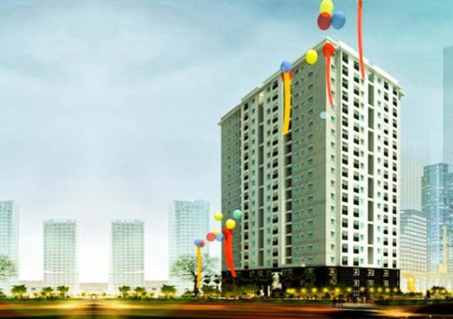 Dự án căn hộ chung cư 129D Trương Định