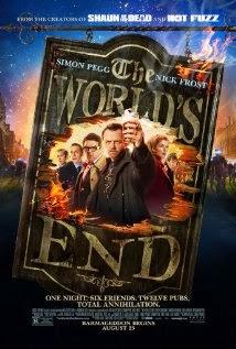 Kết Thúc Của Thế Giới - The Worlds End