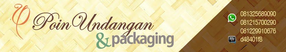 PoinUndangan dan Packaging Kemasan Semarang
