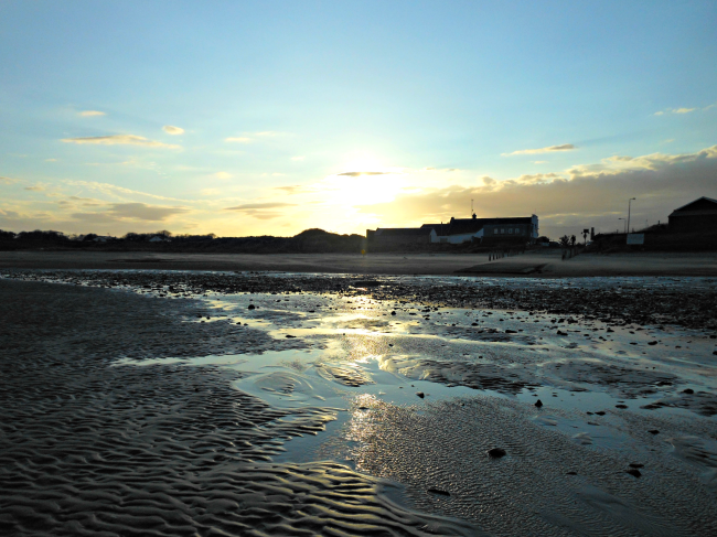 Laytown, Ireland @ Give Me Cake Blog