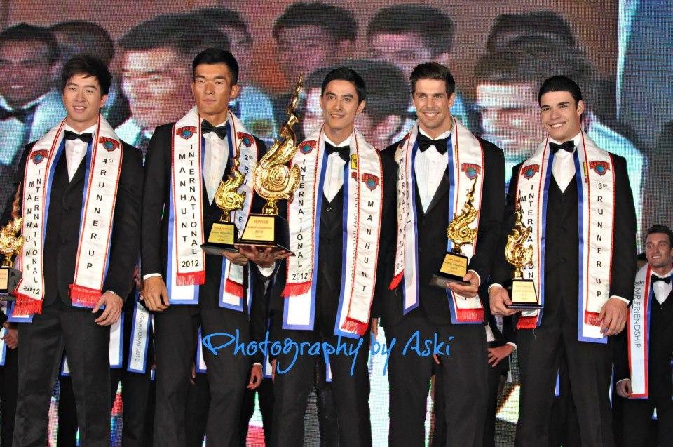 Manhunt International 2012 winner June Macasaet Philippines