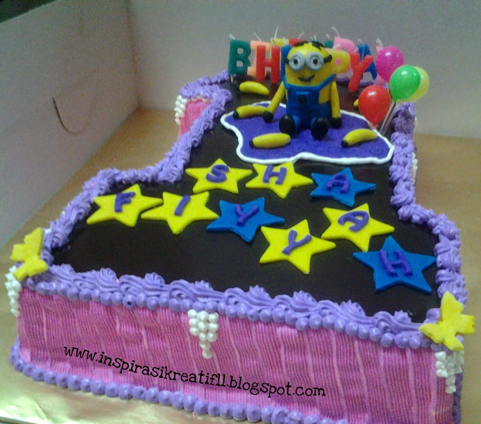 Numbering Cake