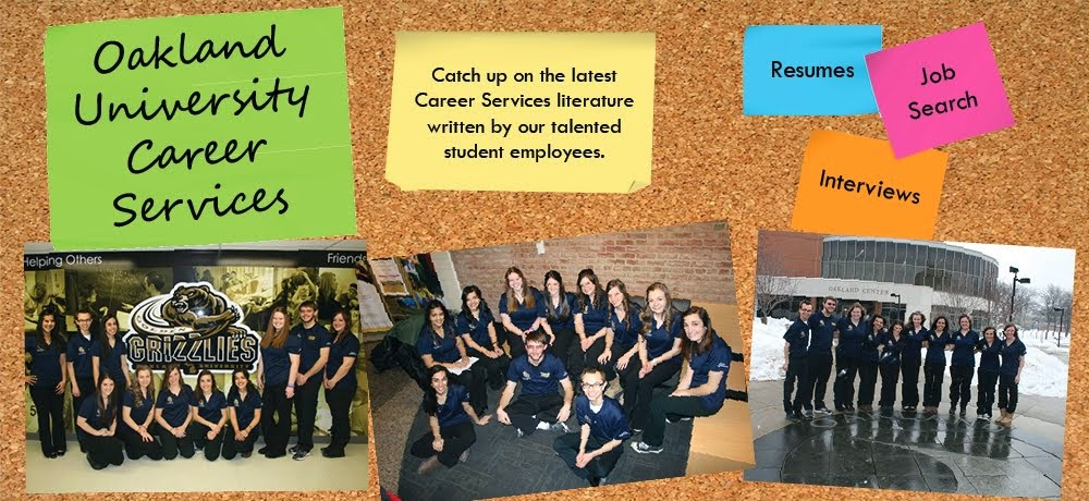 Oakland University Career Services