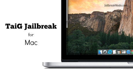 Tutorial Cara Jailbreak iOS 8.1.1 Taig di Mac