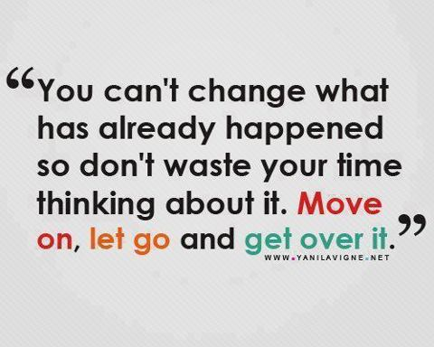 Letting Go Moving On Quotes. QuotesGram