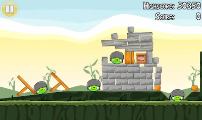 Angry Birds 2-20 Poached Eggs