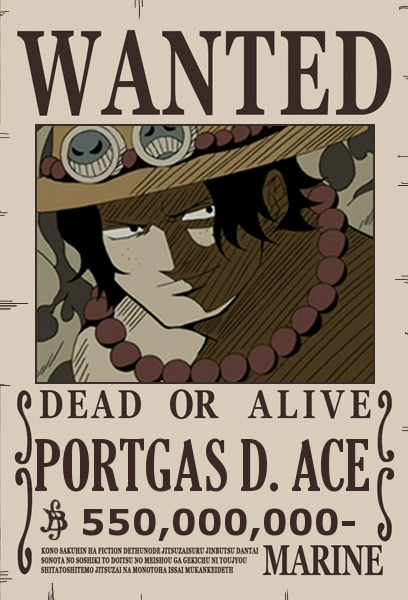 download wanted poster one piece HD part 3 | Animecomzone