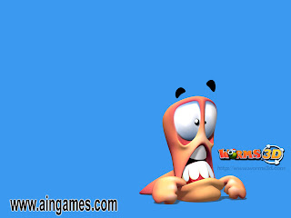Free Download Games Worms 3D