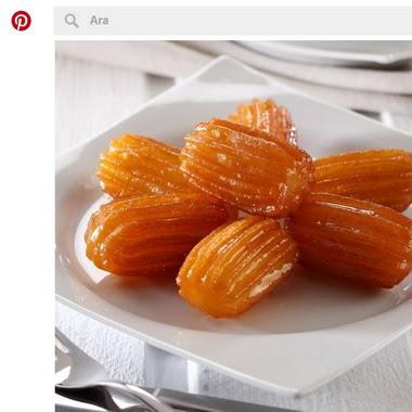 pinterest com - müjdat demir - tatlılar