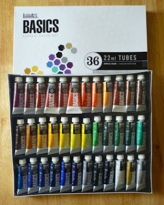 Liquitex Basics Set