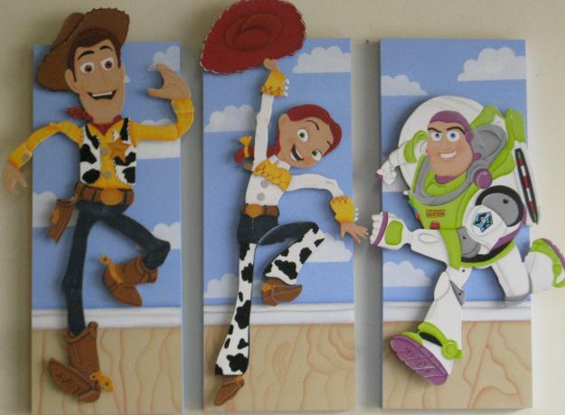 Decoraciónes de Toy Story para cuartos - Imagui