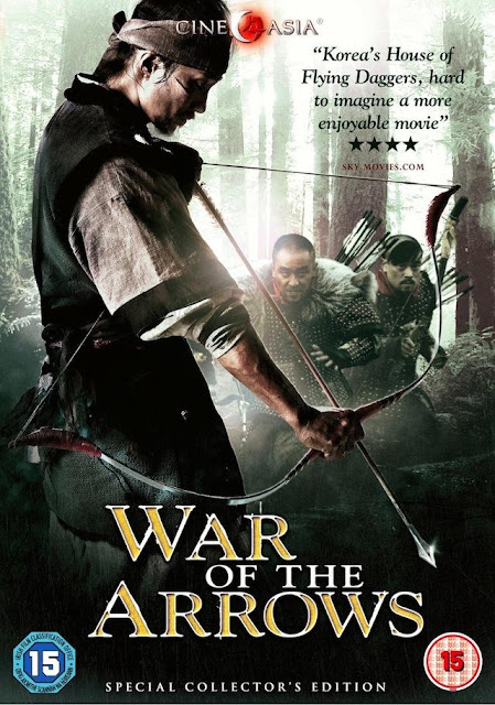 War Of The Arrows 2011 Bluray 720p Subtitle Indonesia