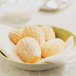 PURPLE SAGE ORIGINALS: Sweet Little Madeleines