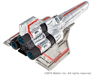 Mattel Hot Wheels Comic-Con SDCC 2013 Exclusive Battlestar Galactica Viper