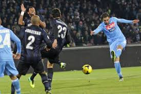 Napoli vs Inter Milan