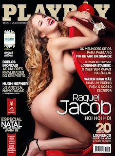 Raquel Jacob Playboy Portugal