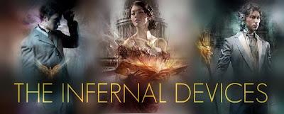 Series Review: The Infernal Devices (Clockwork Angel, Clockwork Prince, Clockwork Princess), By Cassandra Clare Cover art