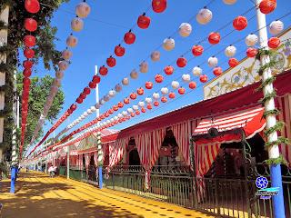 Feria de Sevilla 2014 - Calles