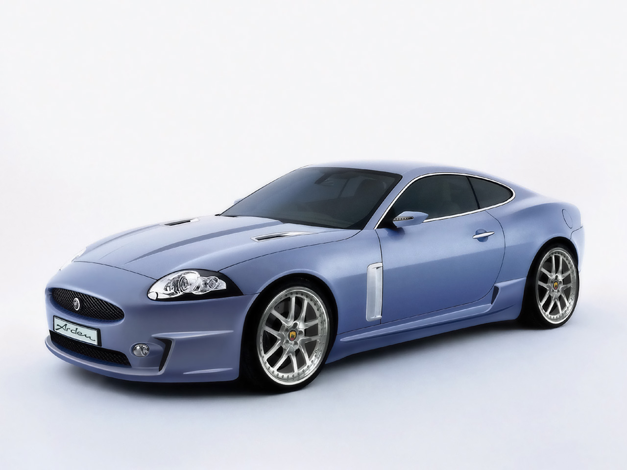 Jaguar XK Coupe Car Wallpaper   Top Cars Zone