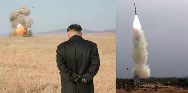 Τρόμος στον αέρα : Νέο Σύστημα Αντιπυραυλικής Άμυνας της Βόρεια Κορέα «Λόκαραν - Κλείδωσαν» τα Αμερικανικά Στρατηγικά Βομβαρδιστικά B-1 Lancer!