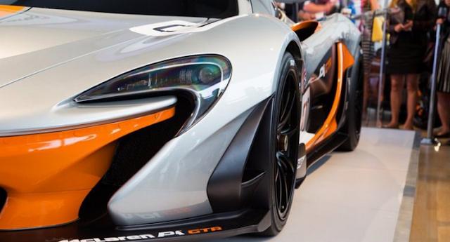 2016 McLaren P1 GTR Specs, Design and Release Date