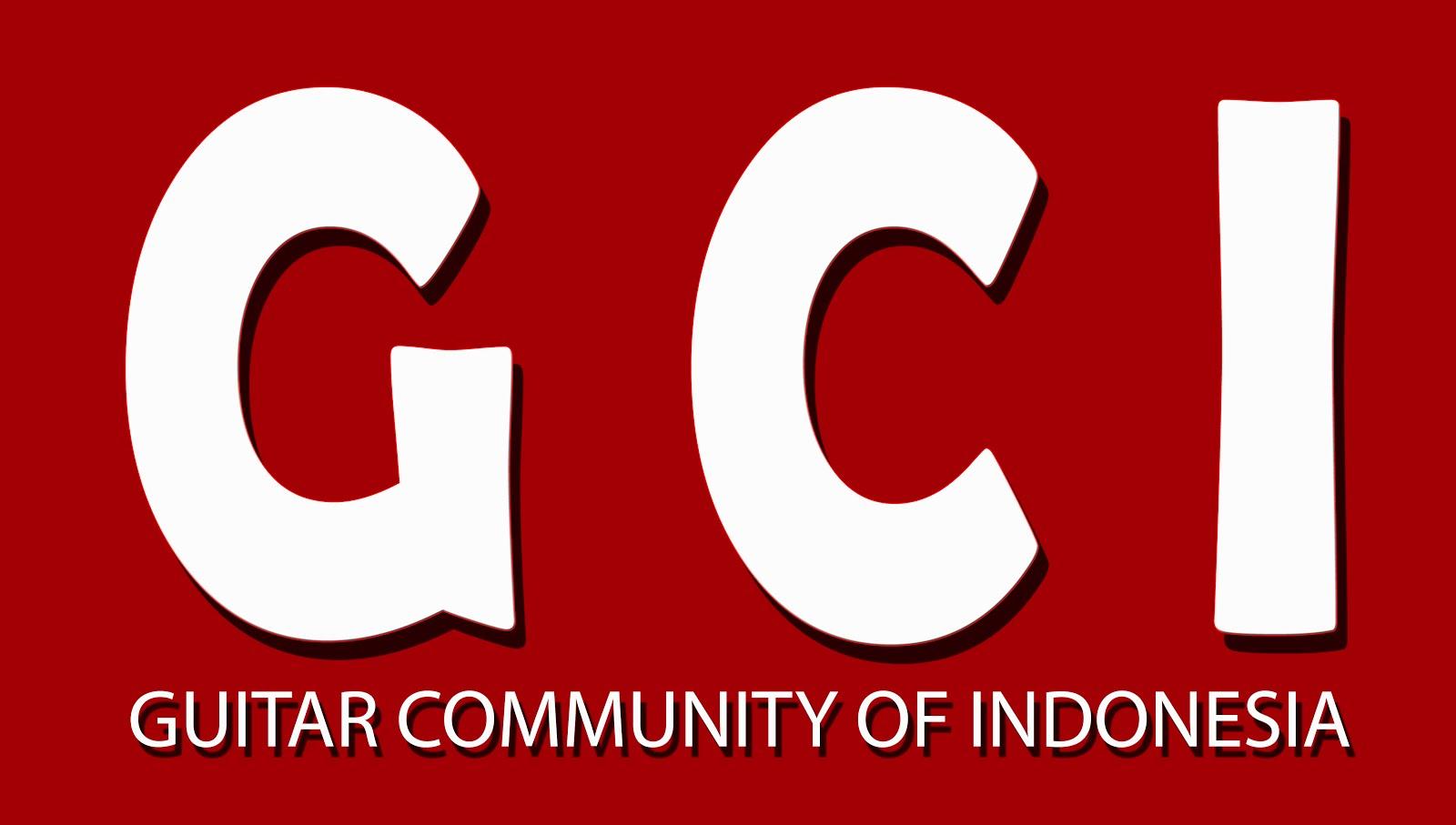 GUITAR COMMUNITY OF INDONESIA | GCI