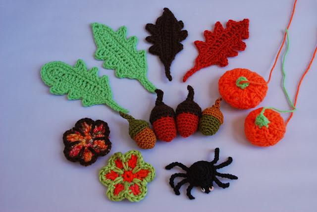 image of amjaylou designed autumnal motifs