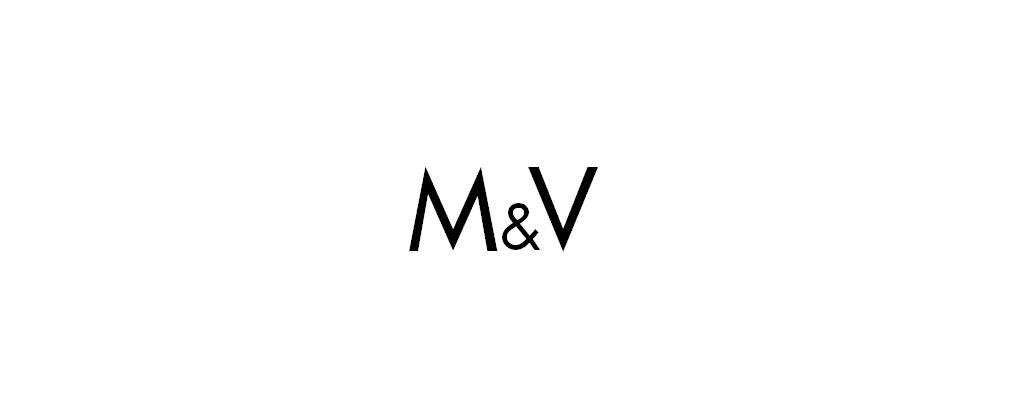 M & V 's