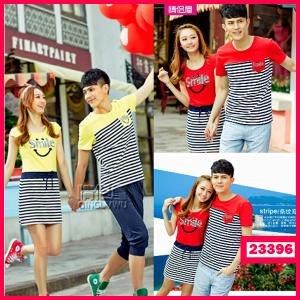 Busana: Dress Couple Smille He-Ran Sou (BBB-051)