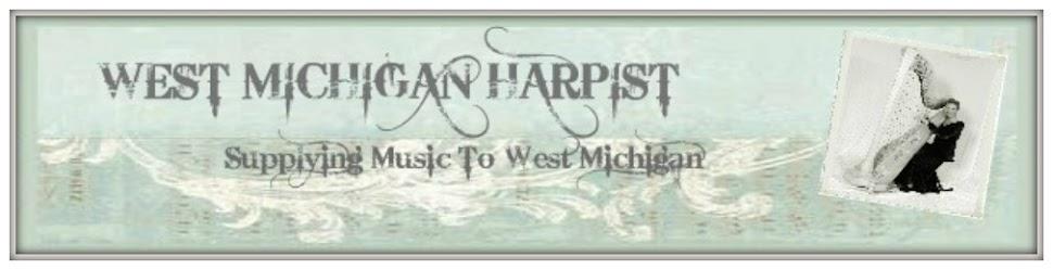 West Michigan Harpist