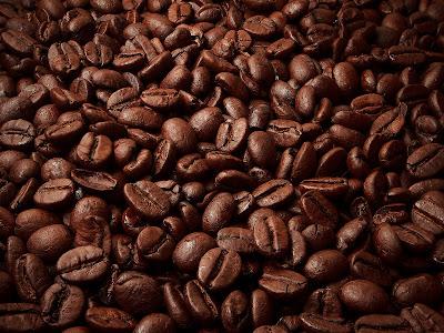Coffee Seeds Macro Photography HD Desktop Wallpaper