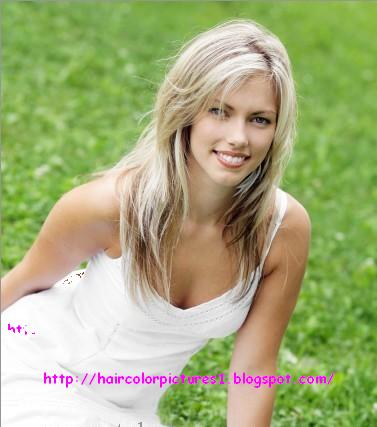 Hair Color Pictures,Hair Coloring Pic: Ash Blonde Hair Color Pictures