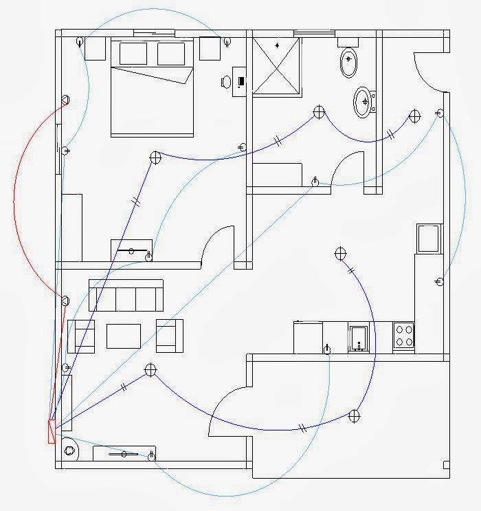 Planos Electricos De Una Casa Megaestructura Del Estado