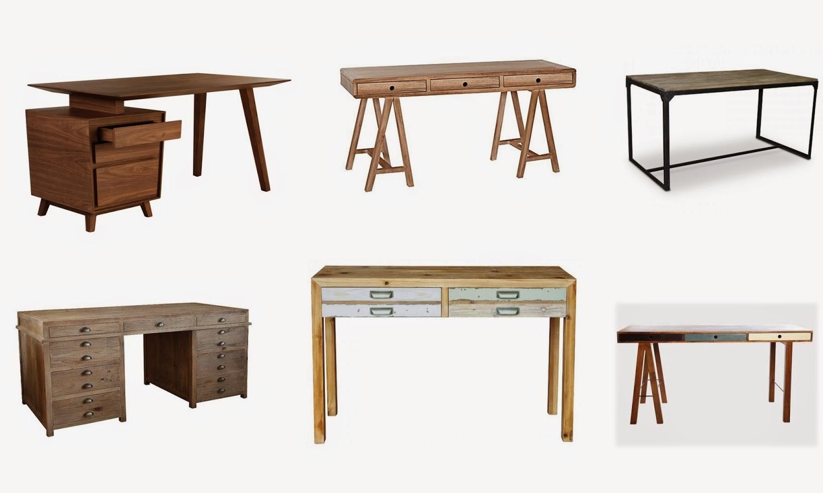 desk, home office, furniture
