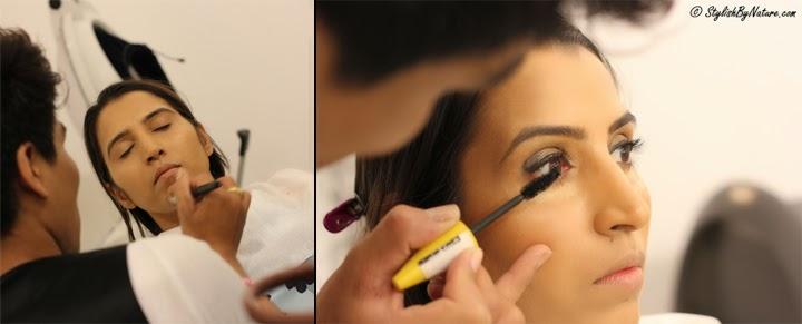 hair makeup india