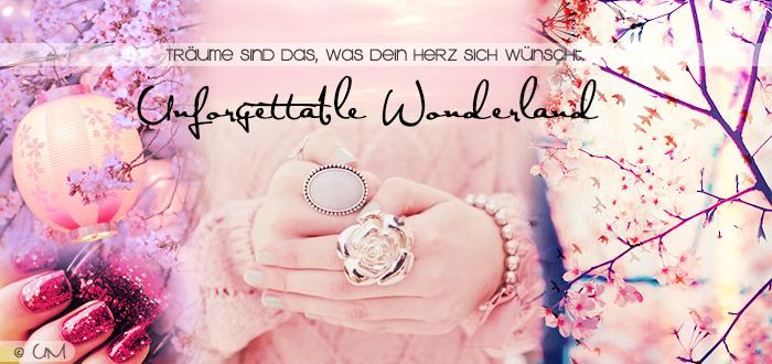 UnforgettableWonderland ♥