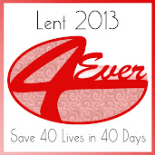 Forty to Forever Lenten Fundraiser